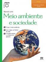 De olho na ciencia - meio ambiente e sociedade - ensino fundamental ii - integrado - Atica didáticos