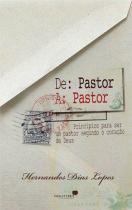 De pastor a pastor - Hagnos