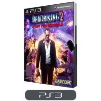 Dead Rising 2: Off the Record para PS3 - Capcom