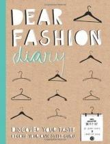 Dear Fashion Diary - Bis publishers