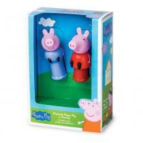 Dedoche Peppa Pig e George - Grow - Peppa Pig