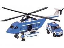 Defensores da Ordem Operações Táticas Aéreas - 314 Peças - Xalingo