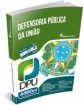 Defensoria Publica Da Uniao - Alfacon - 952825