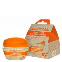 Derma Nail Hidratante Braços e Pernas Derma Nail - Hidratante Corporal - 60g - Derma Nail