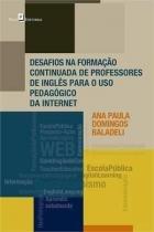 Desafios na formaçao continuada de professores - Paco editorial