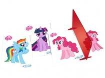 Desenhando My Little Pony 9 Peças - Xalingo