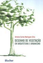 Desenho de vegetacao em arquitetura e urbanismo - Edgard blucher