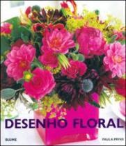 Desenho Floral - Blume - 1043556