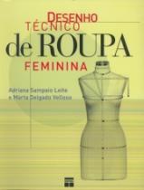 Desenho Tecnico De Roupa Feminina - Senac - 1