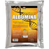 Designer Albumina 80% 500g Natural - DNA
