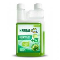 Desinfetante Bactericida Herbal 15 mais dog -