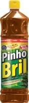 Desinfetante pinho silvestre 1 l bombril com 12 -