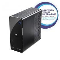 Desktop positivo stilo dsi7662  intel core i3 4gb 1tb  linux -