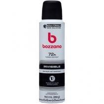 Desodorante Aerosol Antitranspirante Masculino - Bozzano Thermo Control Invisible 90g