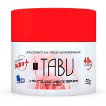 Desodorante Creme Tabu 55g -