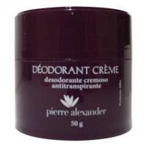 Desodorante Pierre Alexander - 50g -