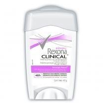 Desodorante Rexona Feminino Clinical Stick 48g -