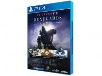 Destiny 2 Renegados Para PS4 - Activision