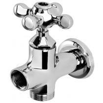 Desviador para Máquina de Lavar Roupa e Lava Louça Blukit 1/2 Cromado - Blukit