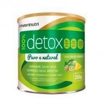 Detox Frutas Verdes - 250 gramas - Maxinutri -