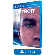 Detroit Become Human para PS4 - Quantic Dream