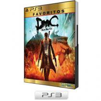 Devil May Cry para PS3 - Coleção Favoritos - Capcom