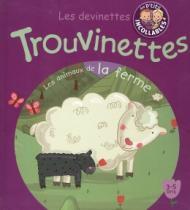 Devinettes trouvinettes - les animaux de la ferme - 9782842034184 - Didier/ hatier