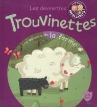 Devinettes trouvinettes - les animaux de la ferme - Didier/ hatier