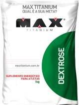 Dextrose Max Titanium - 1Kg - Max Titanium