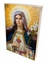 Diário Bíblico 2019 Maria Capa Cristal - Ave maria