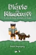 Diario De Minecraft - Vol 2 - Universo Geek - 1