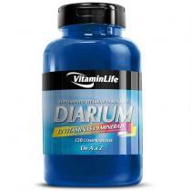 Diarium Suplemento Vitamínico-Mineral em Comprimidos VitaminLife - 120 cápsulas -