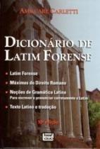 Dicionario De Latim Forense - Leud - 952672