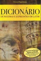 Dicionario de maximas e expressoes em latim - Escala (lafonte)