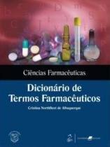 Dicionario De Termos Farmaceuticos - Guanabara - 1