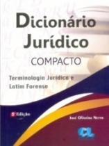 Dicionario Juridico Compacto - Edijur - 952500