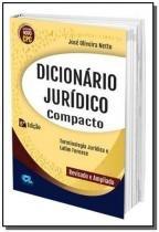 Dicionario juridico compacto: termologia juridic01 - Edijur