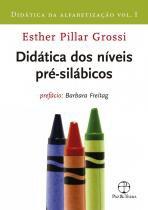 Didatica dos niveis pre-silabicos didatica da alfabetizacao, v.1 - Paz e terra (record)