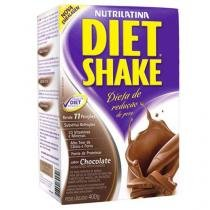 Diet Shake Nutrilatina Chocolate 400g - NUTRILATINA
