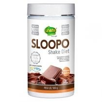 Diet shake sloopo sabor chocolate 500gr unilife -