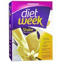 Diet Week 360g Baunilha - Maxinutri