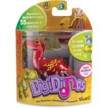 Digidinos Dinossauros Que Rugem E Cantam - Brontossauro - Dtc