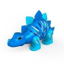Digidinos Dinossauros Que Rugem E Cantam Estegossauro Azul - Dtc