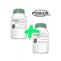 Dilatex power supllemtes (2 un) 152 cápsulas - Power supplements