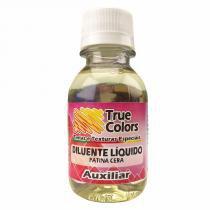 Diluente Líquido para Pátina Cera 100 ml - True Colors -