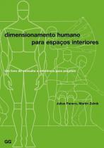 Dimensionamento humano para espacos interiores - n/e - Gustavo gili (nacional)