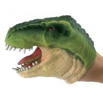 Dino Fantoche Verde - DTC -