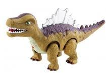 Dinossauro de Brinquedo Mundo Animal - Estegossauro Polibrinq