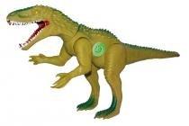 Dinossauro Furious com Dispositivo de Som 60cm Adijomar - Verde -