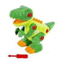 Dinossauro t- rex com som - maral -
